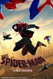 دانلود انیمیشن Spider-Man Into The Spider-Verse 2018