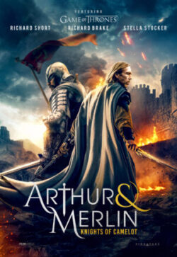 دانلود فیلم Arthur and Merlin Knights of Camelot 2020
